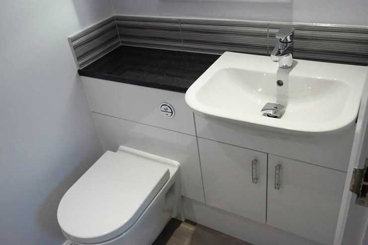 Bathroom Installers Redditch