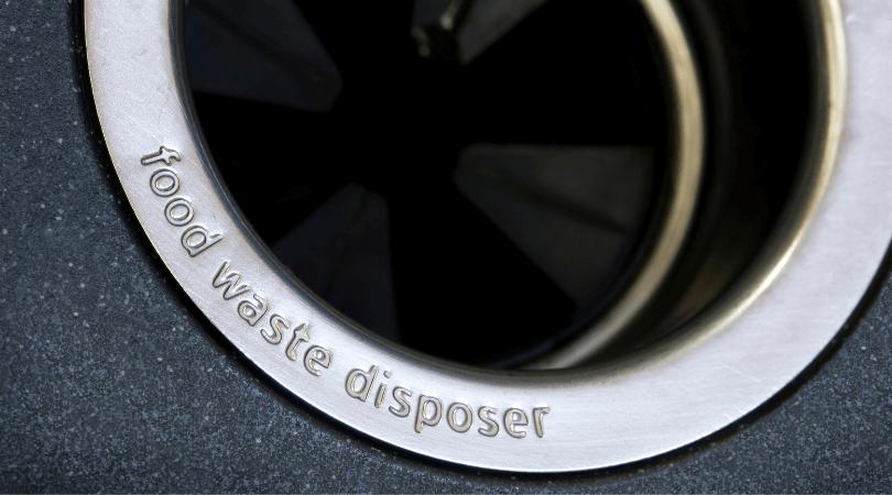 Clean the kitchen sink disposal