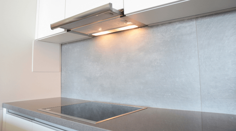 Cleanse your range filter hoods