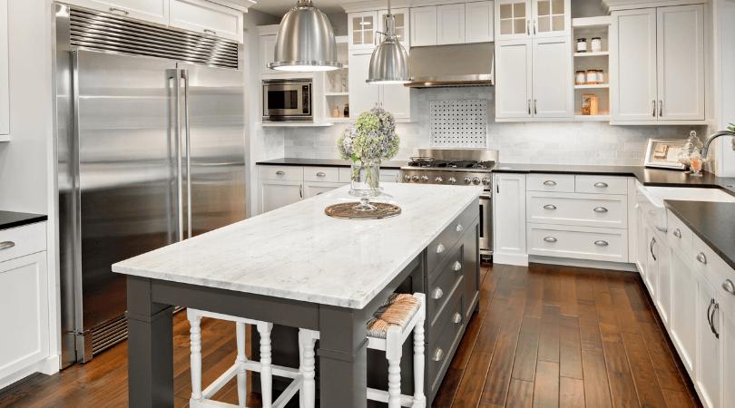 The cost of refurbishment vs a new kitchen