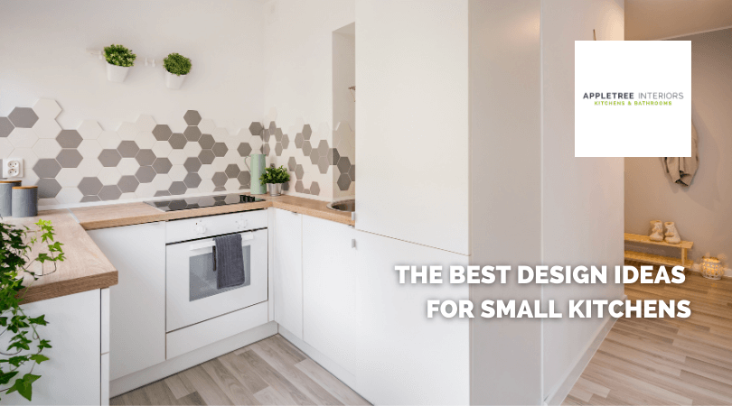The Best Design for Small Kitchens