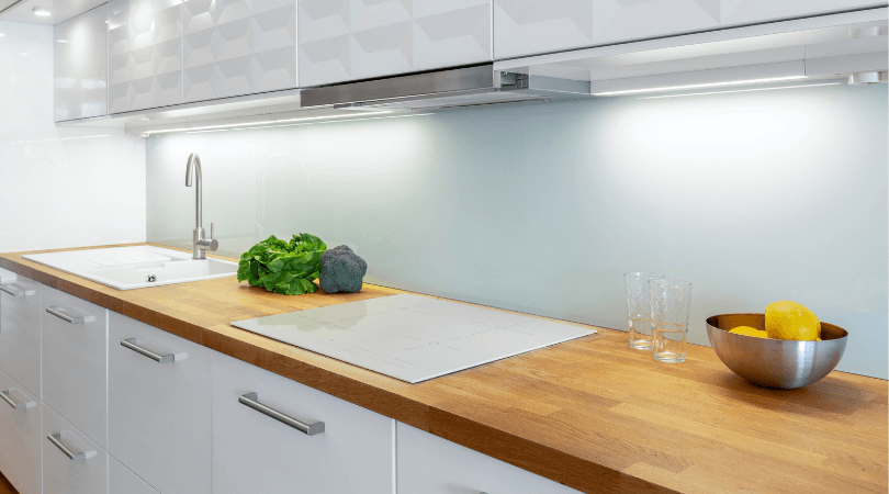 Avoid Kitchen clutter